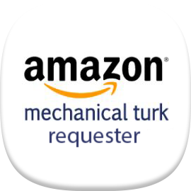 Amazon Mechanical Turk Requester